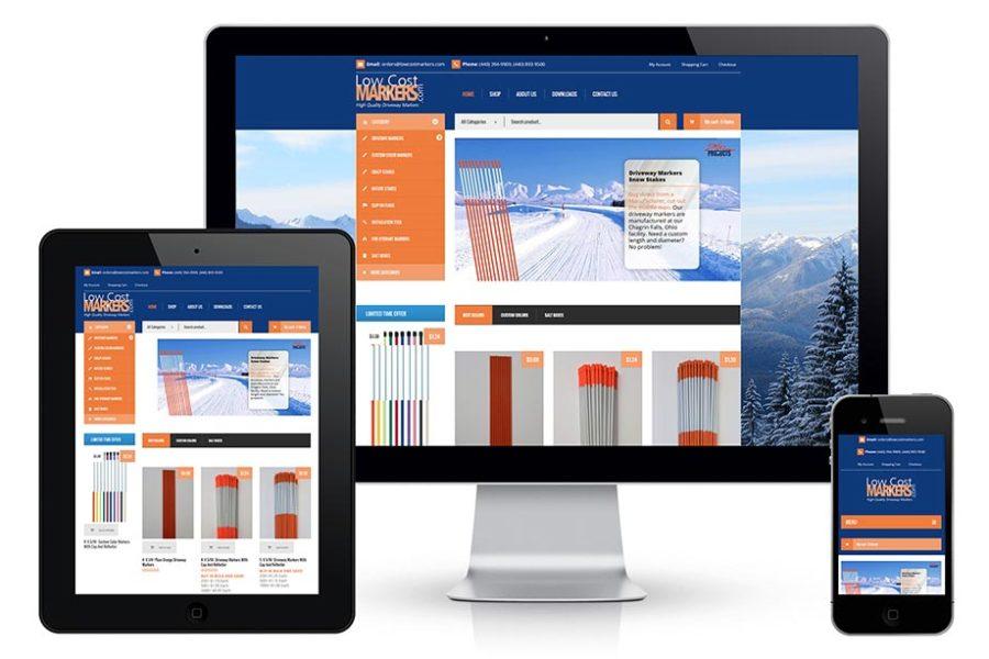 Cleveland Website Design: Akron Web Designers